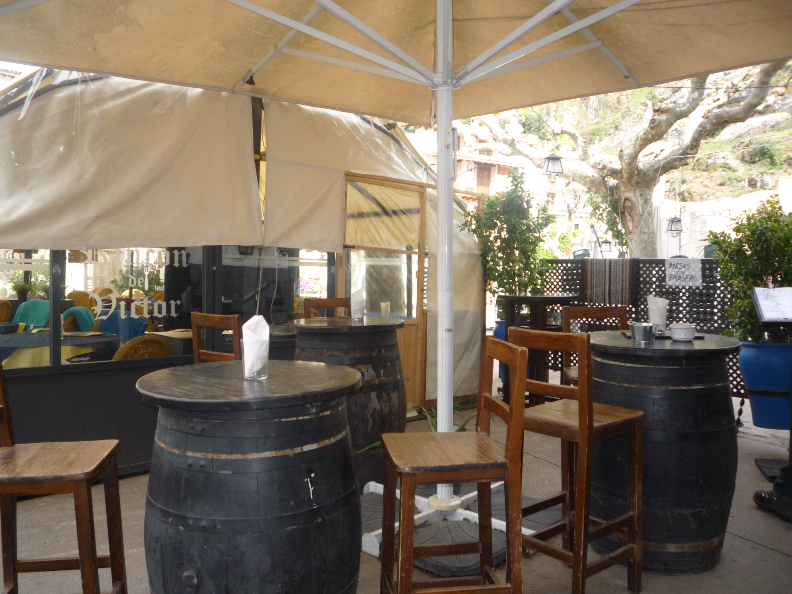 Bar-restaurante | Ref.313 | 700 €/mes | Inmobiliaria Morcillo